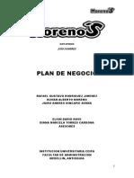 Plan de Negocio Morenos