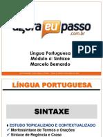 PDF AEP Bancario Portugues Sintaxe Modulo6 MarceloBernardo