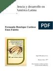 Dependencia y Desarrollo en América Latina. Cardoso y Faletto