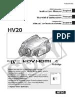 Canon Hv20
