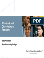 BRK-122T Wireshark and Cisco Network Assistant