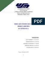 Mercado Interno de Los Hidrocarburos 2