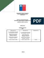 Manual Procedimiento y Organizacional Obstericia y Ginecologia