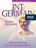 Saint Germain Master Alchemist Sample