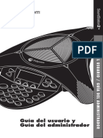 SoundStation2 User Guide Spanish