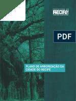 Caderno Plano Arborizacao Recife