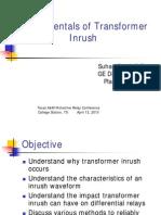 Inrush Presentation