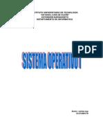 Sistema Operativo i