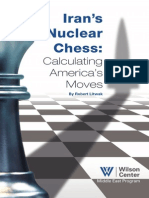Iran's Nuclear Chess