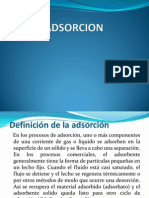 II Fundamentos de La Adsorcion