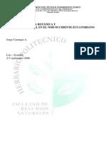 Botanica Ecologia Lita