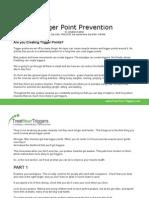 Trigger Point Prevention