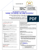 Pre-Law8 - Registration Form