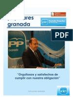 Boletín Populares Granada