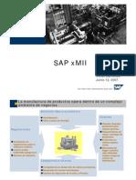 4 Manufactura Adaptable XMII