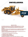 Manual Motoniveladora