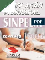 Legislação Municipal 2014