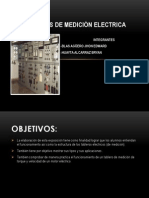 Tableros de Medición Electrica Diapos Terminada
