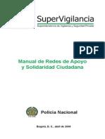 Manual de Redes de Apoyo. 04 Abril 2008
