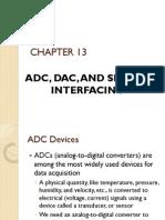 DAC,ADC,sensor,interfacing devices