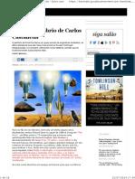 The Dark Legacy of Carlos Castaneda - Salon1