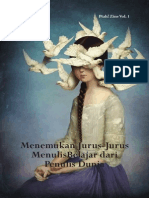 Menemukan Jurus-jurus Menulis_Belajar Dari Penulis Dunia_Ptah-Zine_Vol. 1