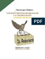 MacGregor Mathers_Documentos Secretos