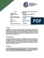 HistoriaDelPeruFormacionHastaElSigloXviiiGomezHorario0104