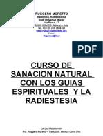 CURSO DE SANACION NATURAL CON LOS GUIAS ESPIRITUALES Y LA RADIESTESIA
