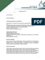 Programa Argentina II 2014