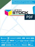 Catalogo HiperStock Web