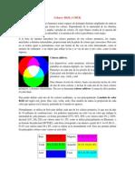 Colores Rgb y Cmyk
