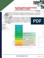 ISEC 2014- Curso Seguridad Informacion ISO 27001, 27002