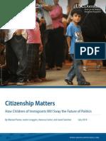 Citizenship Matters