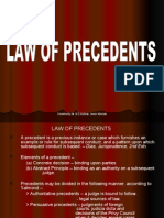 LAW of PRECEDENTS-By Thiru M.S. Krishnan, Senior Advocate