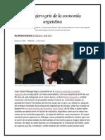 El Relojero Gris de La Economía Argentina