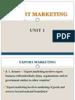 46419093 Export Marketing