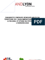 Rapport Potentiel Energies Renouvelables Grand Lyon