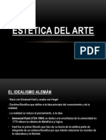 KAnt Estetica Del Arte Luis Limache