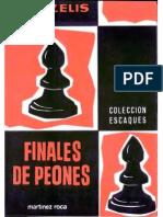 Ajedrez_Maizelis - Finales de Peones (1969)(288s)(OCR)