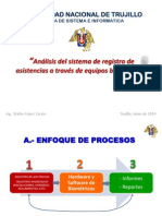Exposicion Equipos Biometricos - Wlz