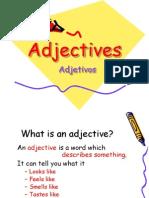 Adjectives 2