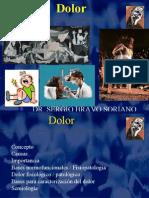 11 - FISIOPATOLOGIA Y SEMIOLOGIA DOLOR-USMP-FMH-17MARZO2009