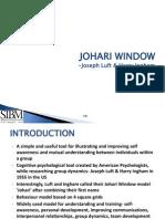 OB Section 4A Johari Window