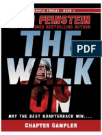 The Walk On (The Triple Threat, 1) By John Feinstein