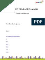 El Crimen Del Padre Amaro-Jose Maria Eca de Queiroz
