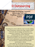 Outsourcing to China Growing With China