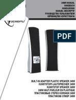 SPK301 Manual