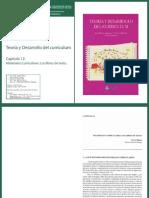 Angulo Rasco y Blanco - Teoria y Desarrollo Del Curriculum - Cap11