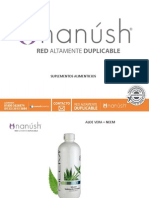 Suplementos Alimenticios 1 Nanush Red Altemente Duplicable